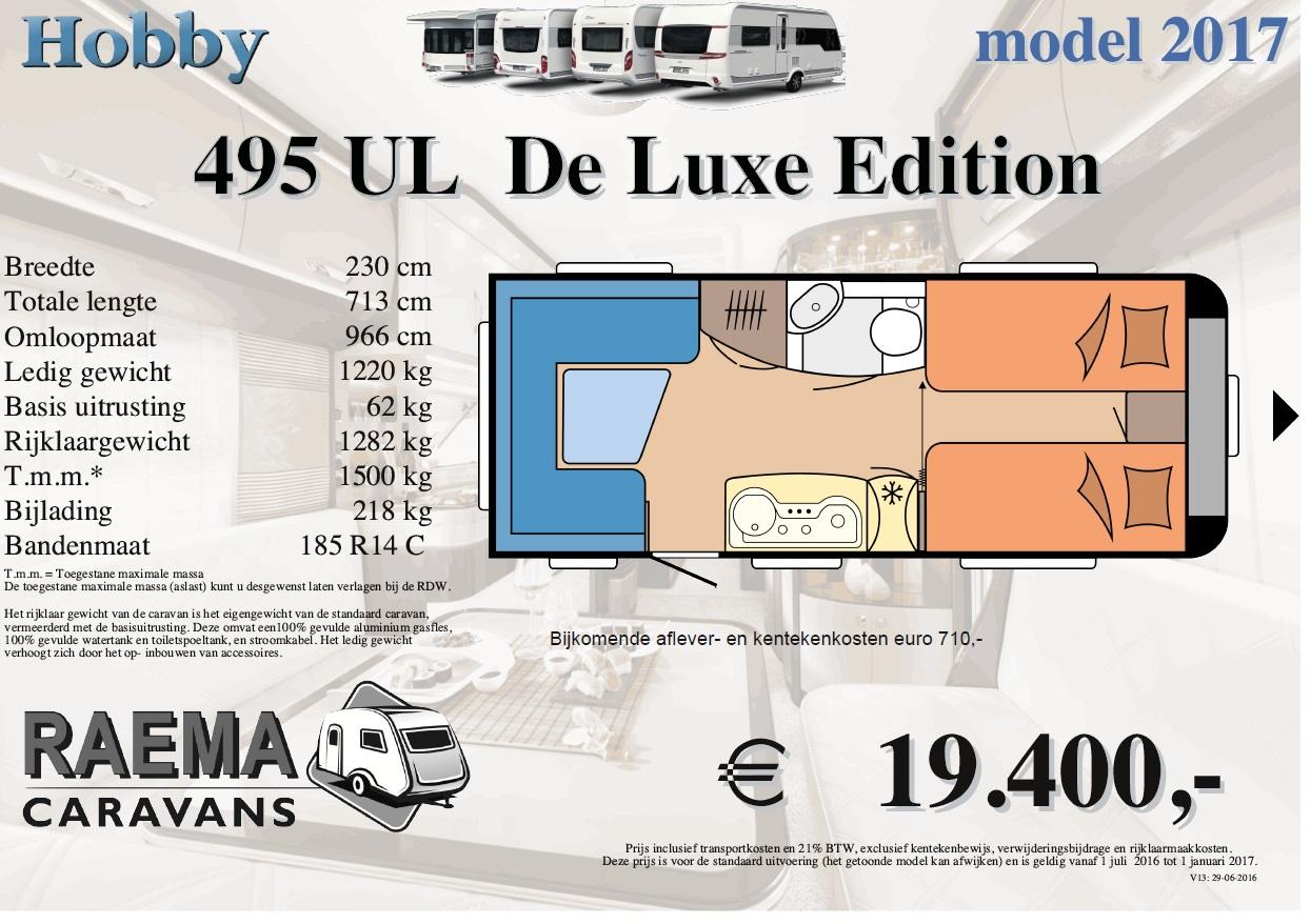 hobby de luxe edition 2017. Black Bedroom Furniture Sets. Home Design Ideas