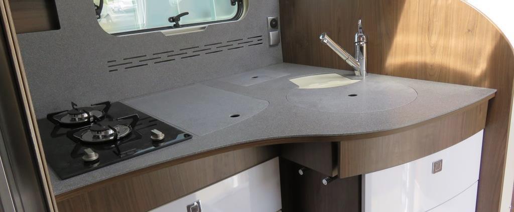 Kunststof Achterwand Keuken Kopen : Modulaire Keuken Rvs : keukenoptie thetford oven met gril verkrijgbaar