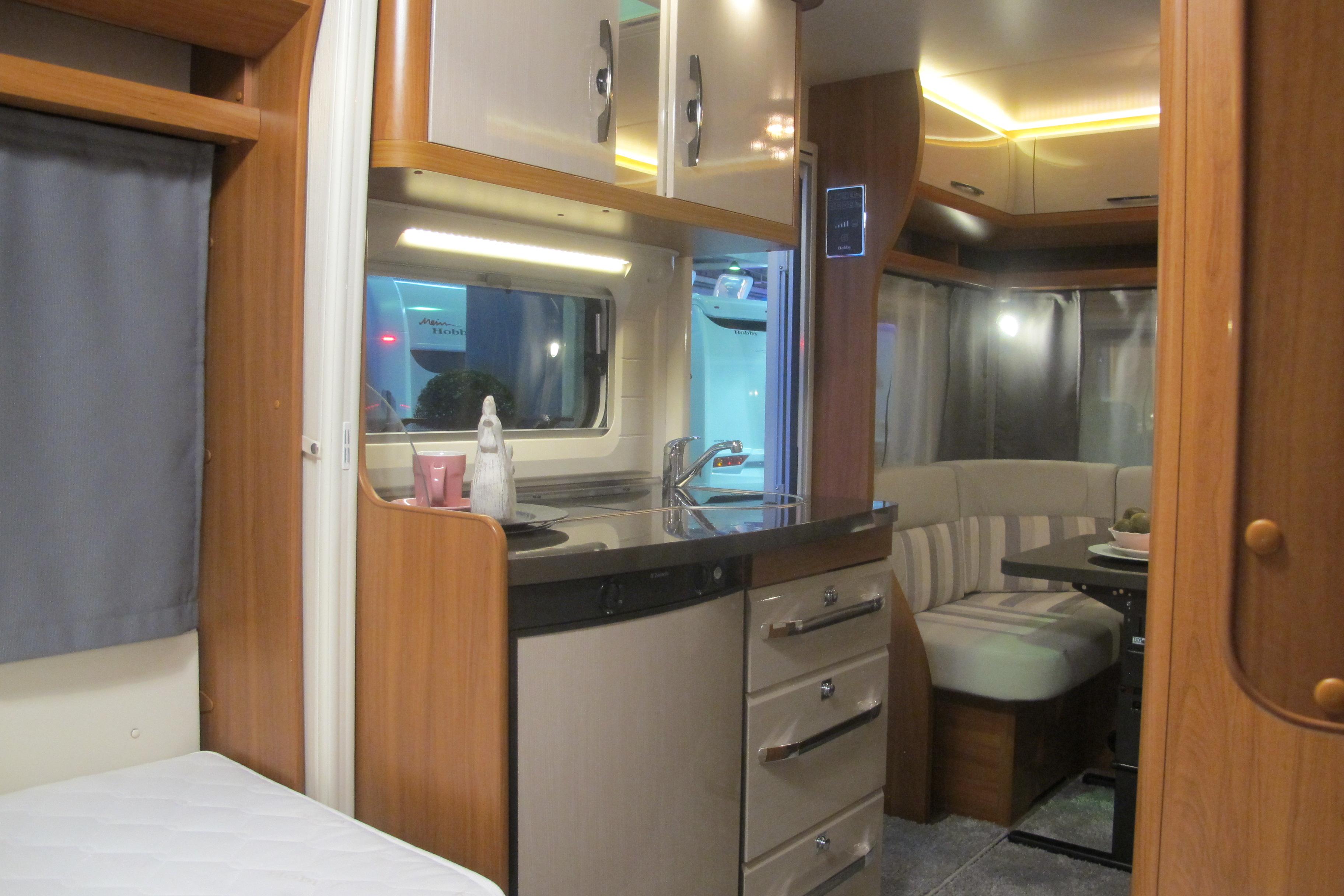 Hobby caravan nieuws voor 2017